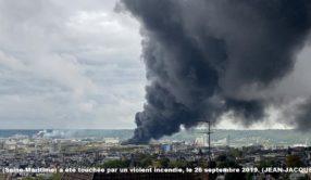 Usine LUBRIZOL de Rouen - Accidents SEVESO, ça suffit !